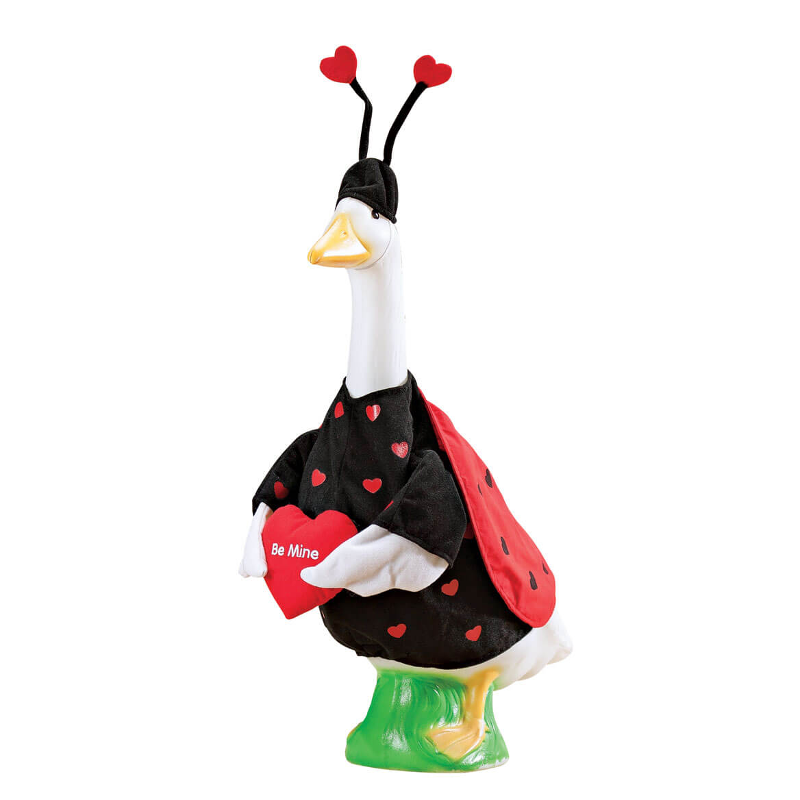 Love Bug Goose Outfit