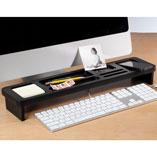 Desktop Storage Shelf, Black