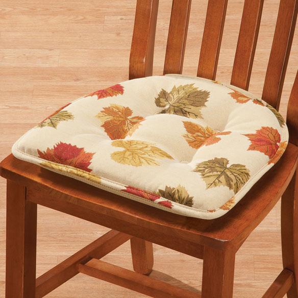 Autumn Harvest Chair Pad