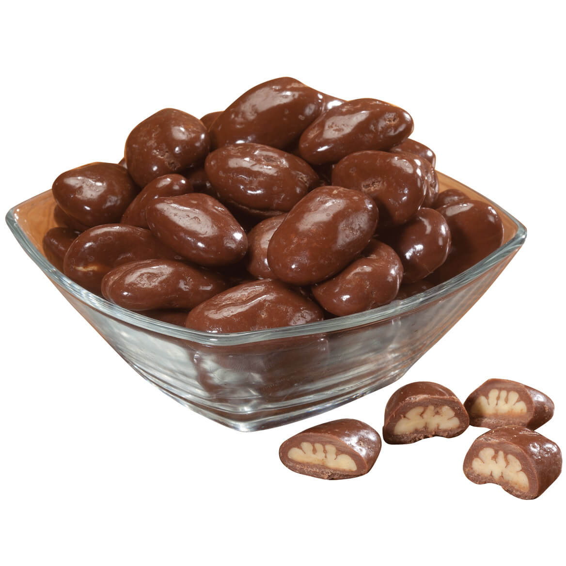 Milk Chocolate Grand Marnier Pecans, 8 oz.
