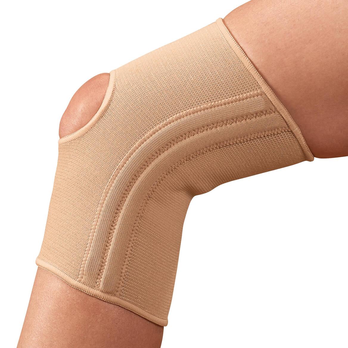 Antibacterial Deluxe Nylon Knee Support - Miles Kimball