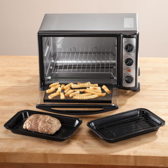 Countertop Oven Bakeware : Kitchen Toaster Ovens & Toaster Oven Pans
