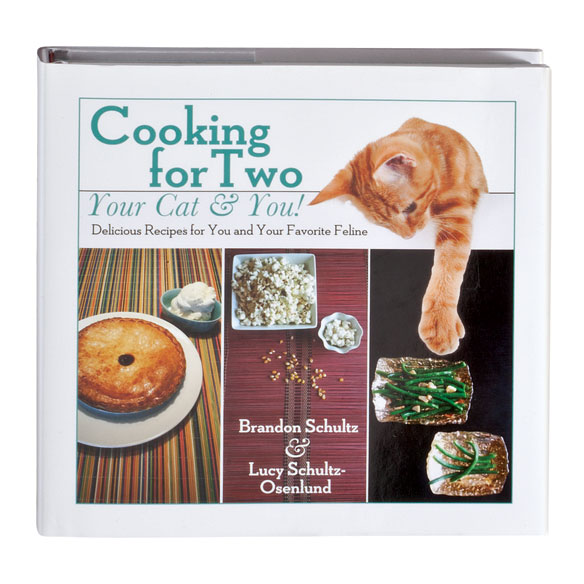Cooking for Two Your Cat & You!