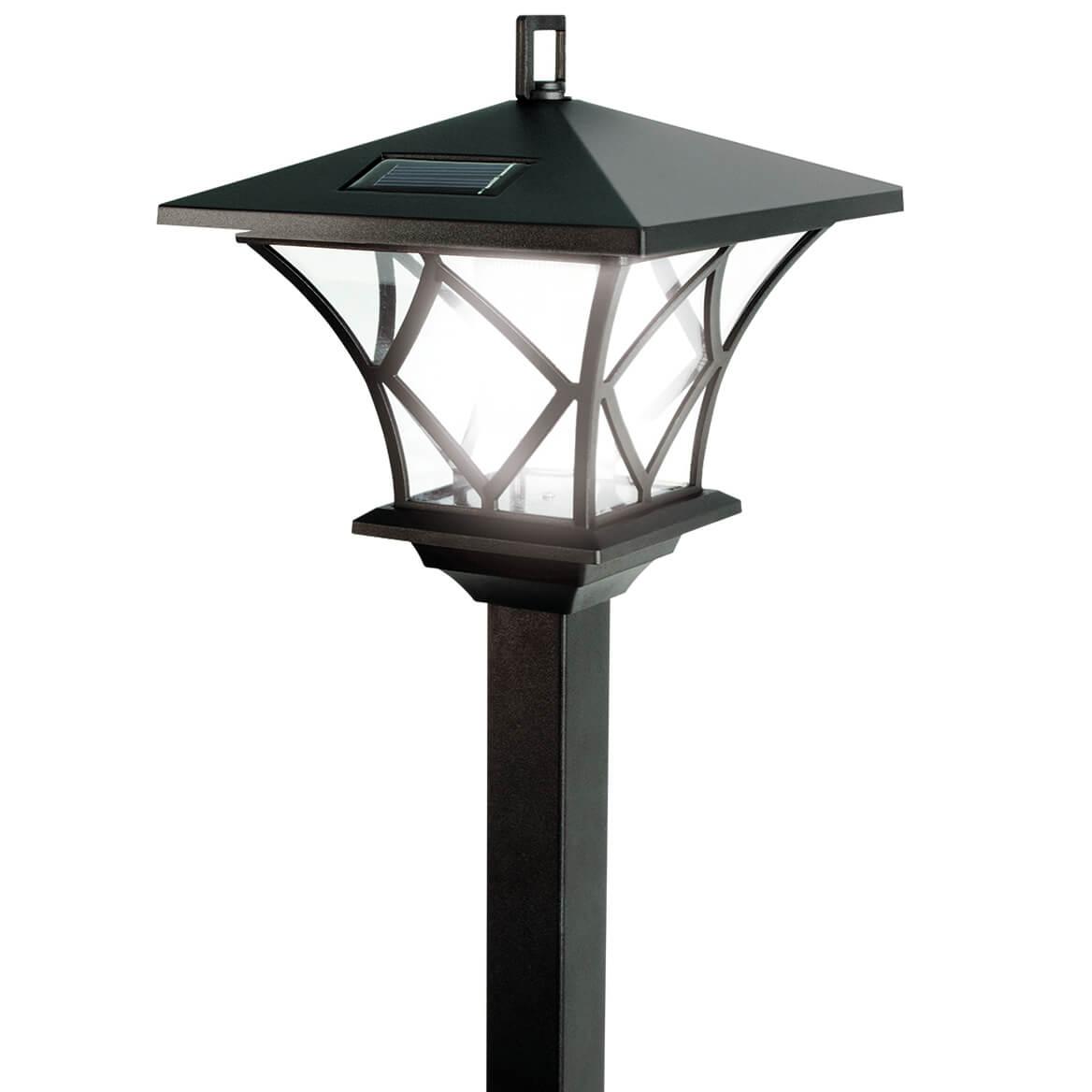 Solar LED Lamp Pole