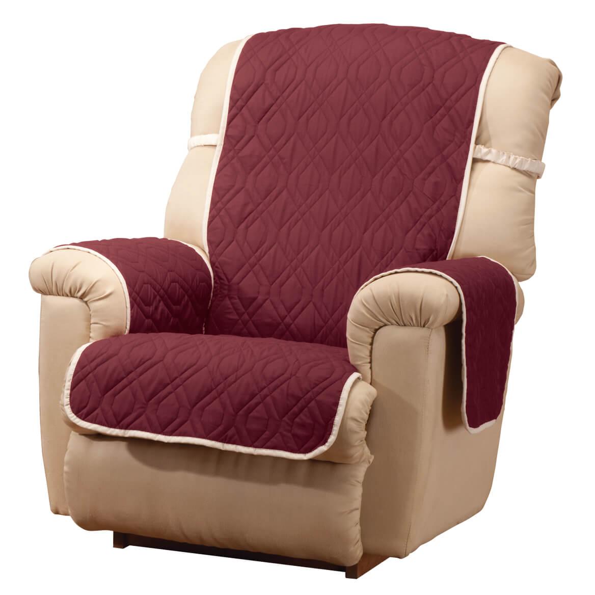 Deluxe Reversible Waterproof Recliner Chair Cover