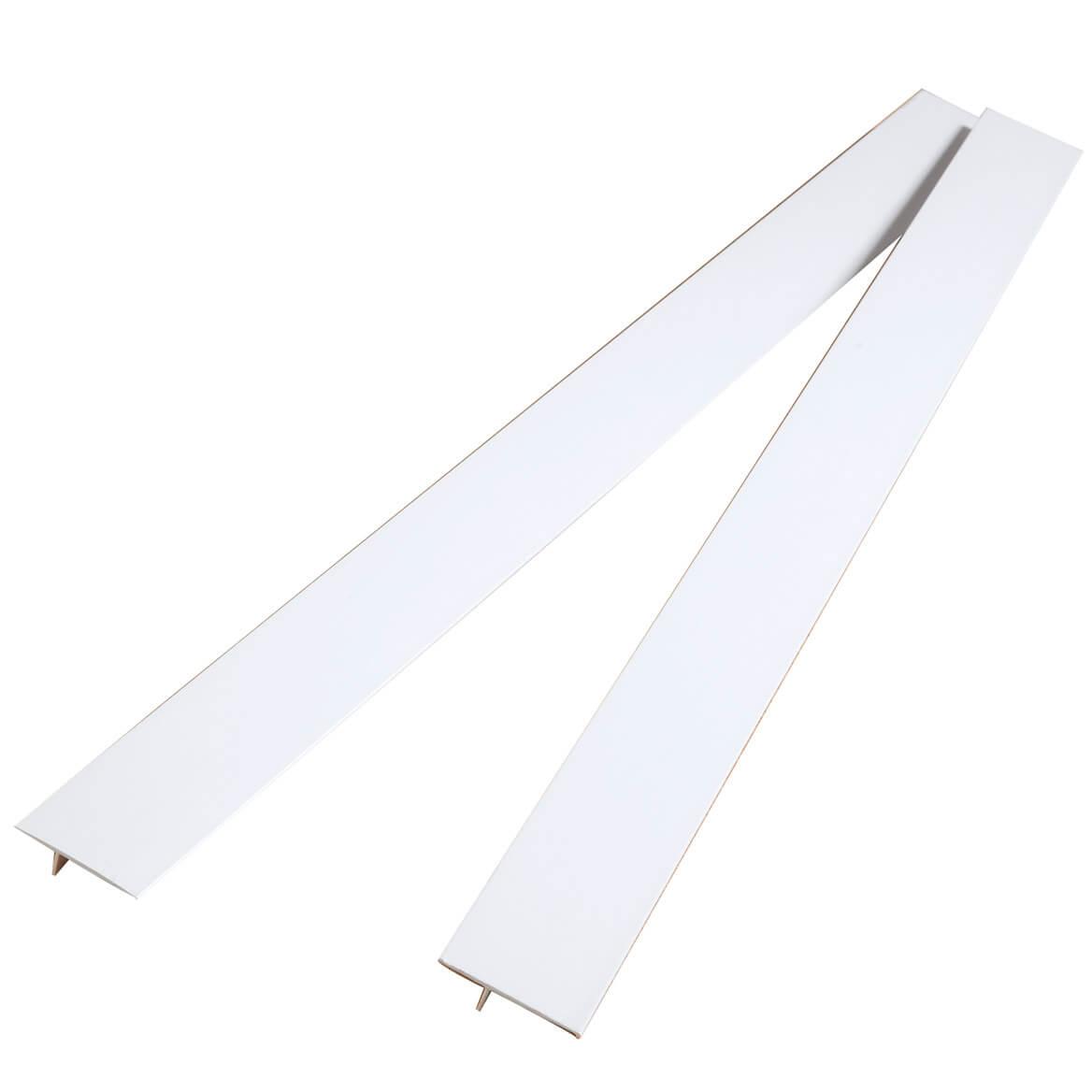 Gap Cap for Stovetops White Set of 2-355290