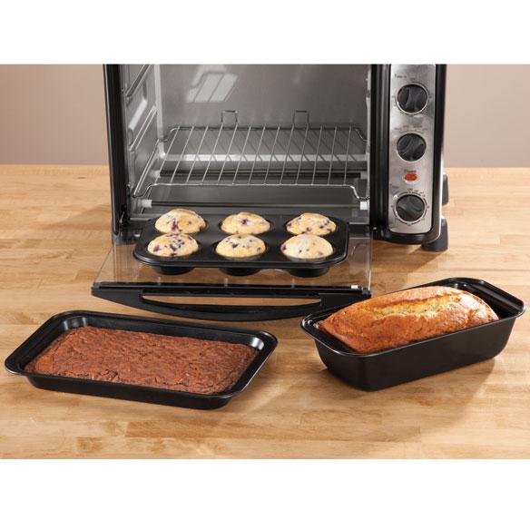 Countertop Oven Bakeware : Toaster Ovens & Toaster Oven Pans - Kitchen - MilesKimball
