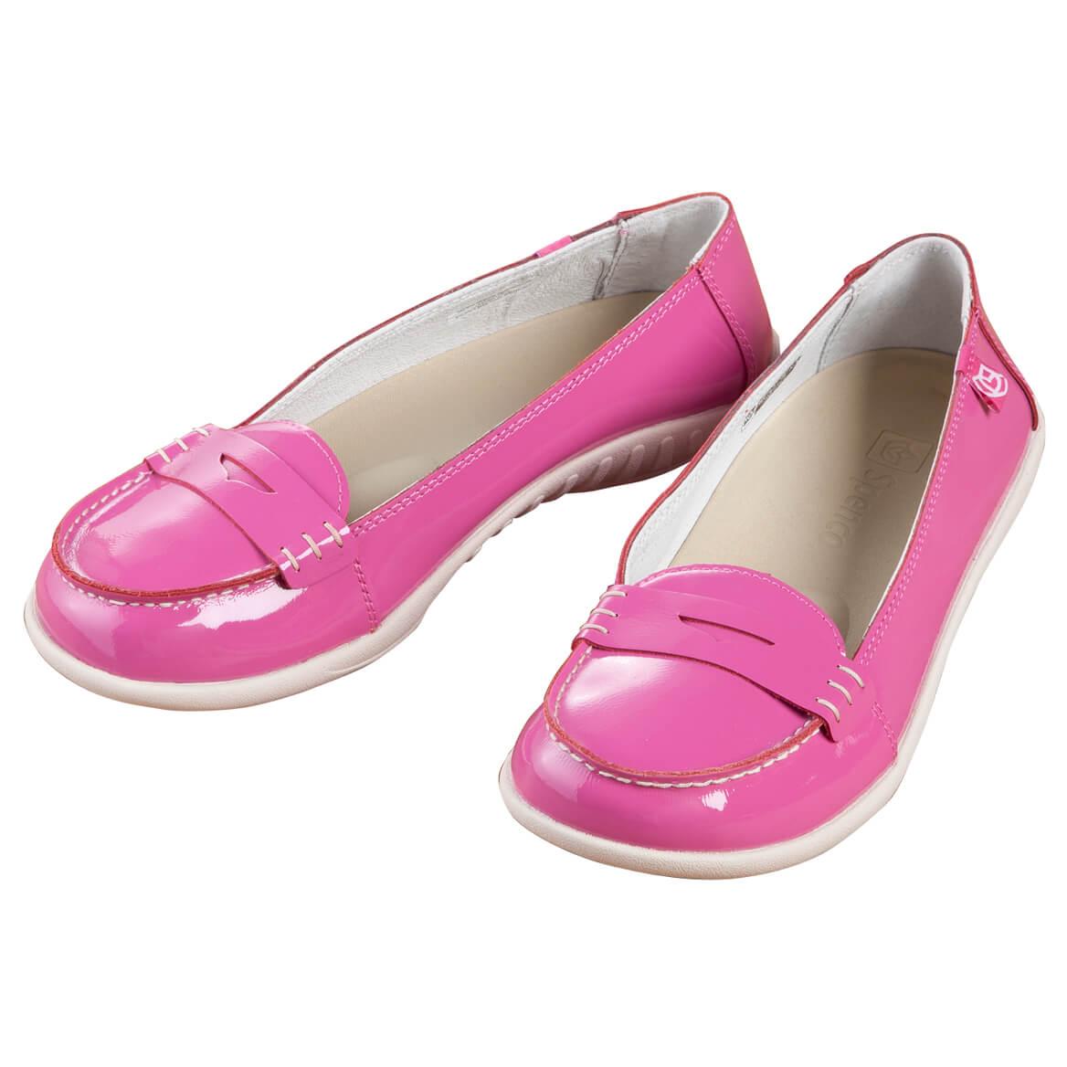 Spenco® Siesta Penny Patent Leather