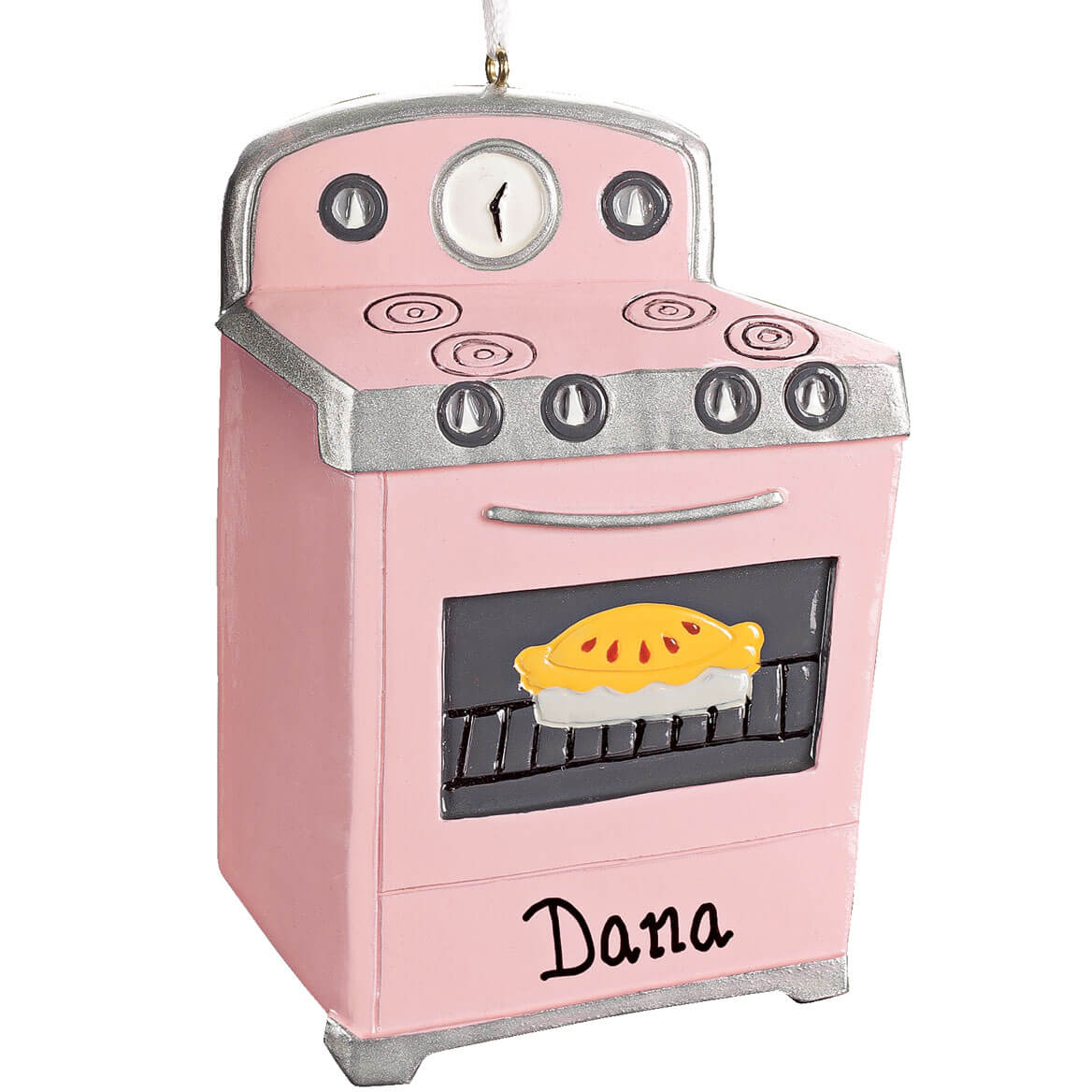 Personalized Vintage Oven Ornament