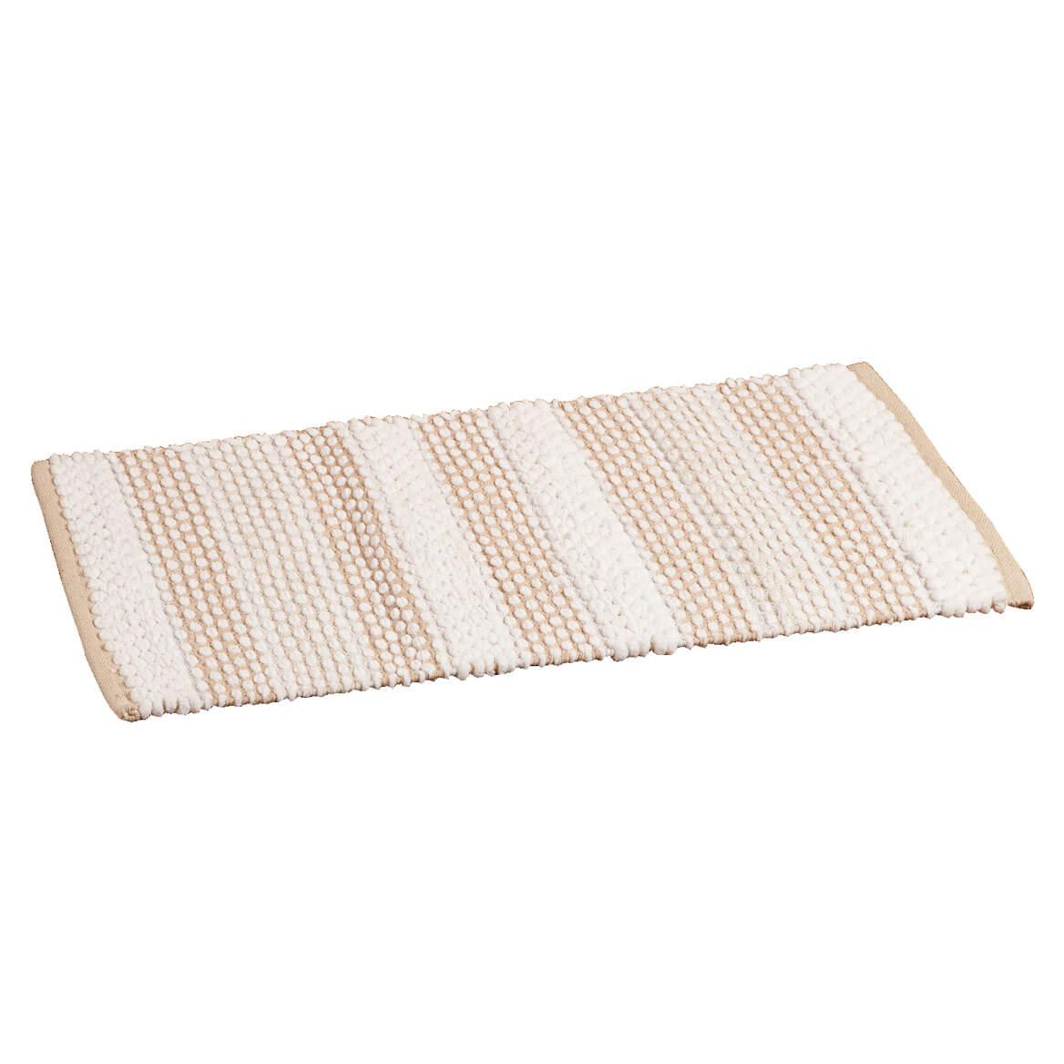 Plush Woven Microfiber Rug