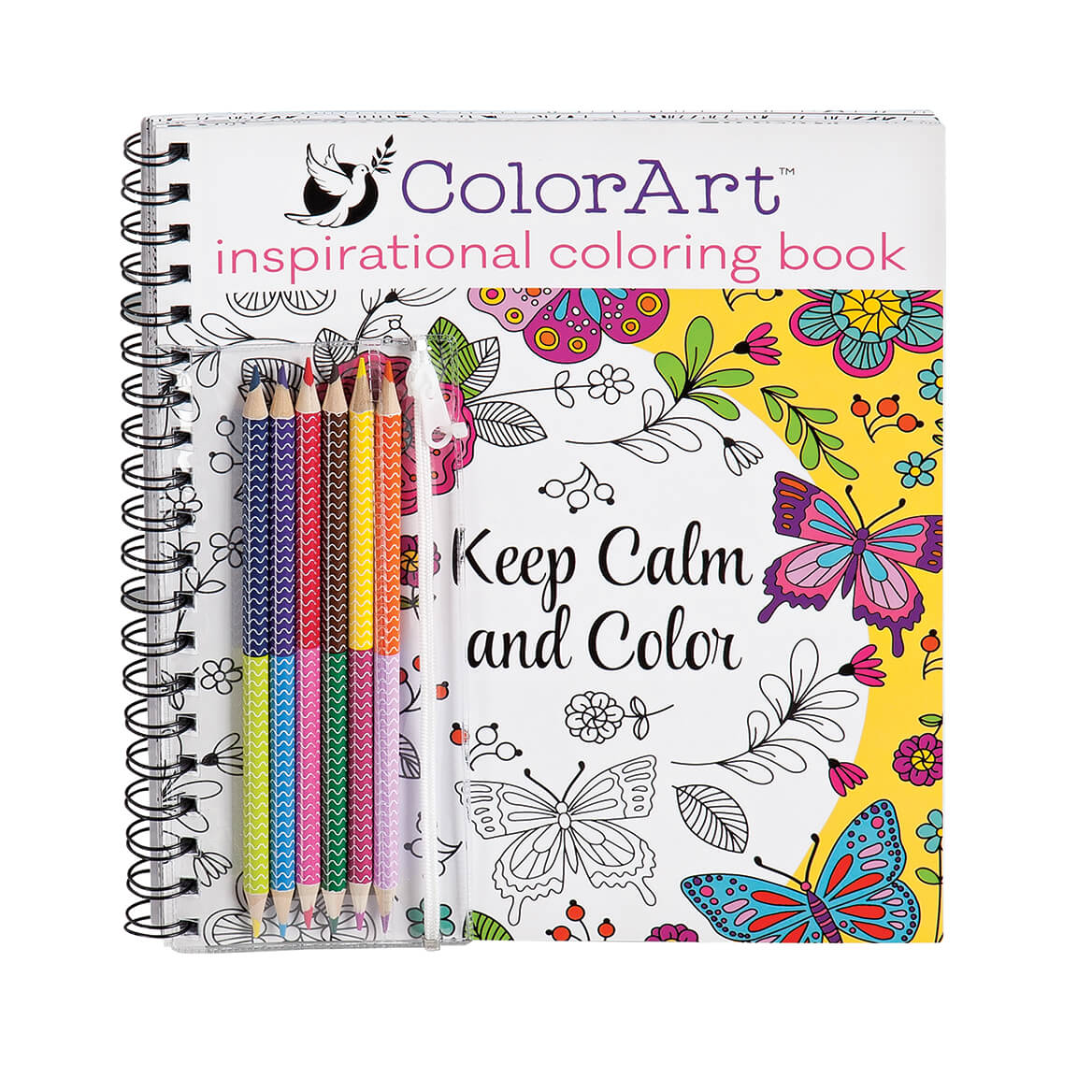 ColorArt ™ Inspirational Pictures Coloring Book Coupons, Discount ...