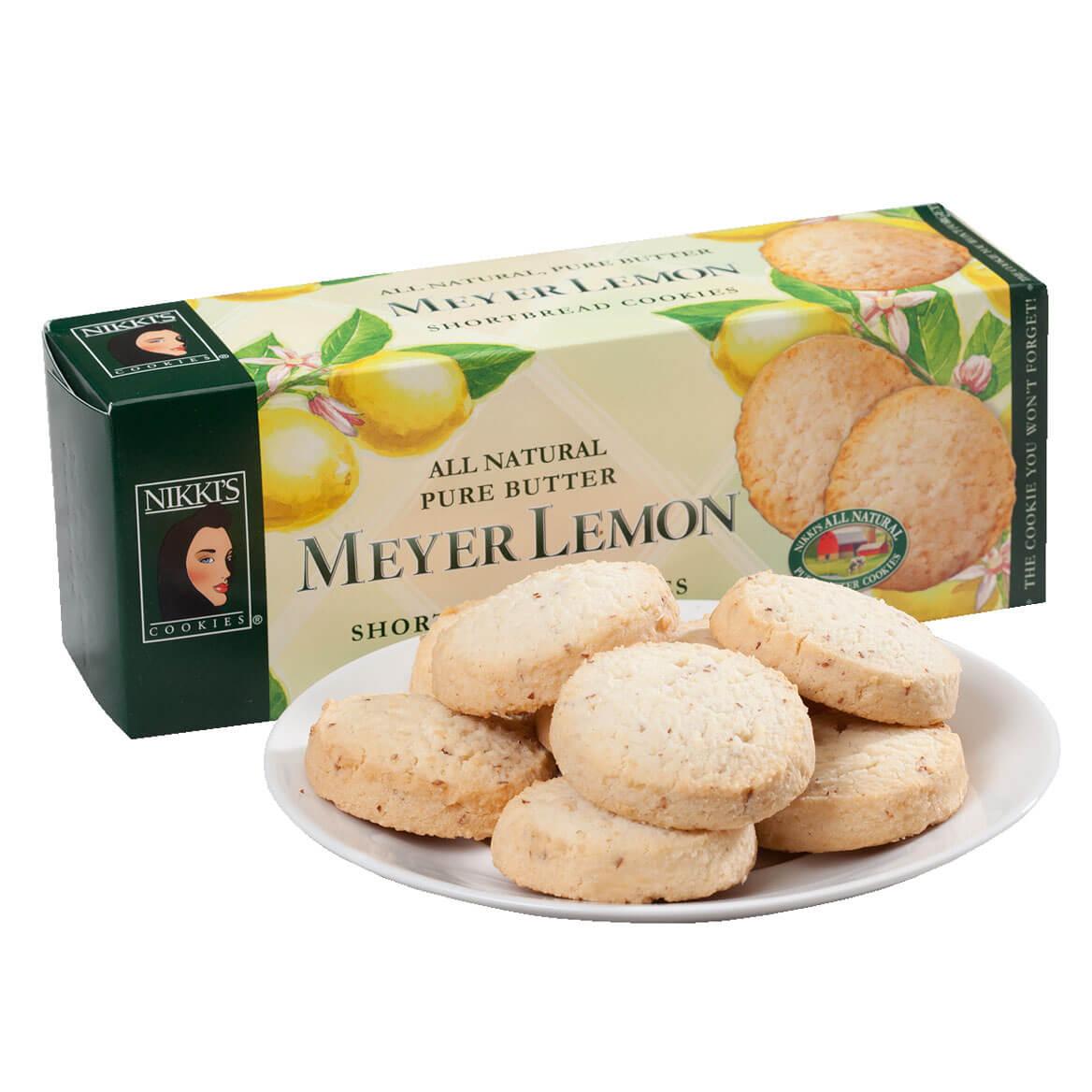 Pure Butter Meyer Lemon Shortbread Cookies, 5.7 oz.