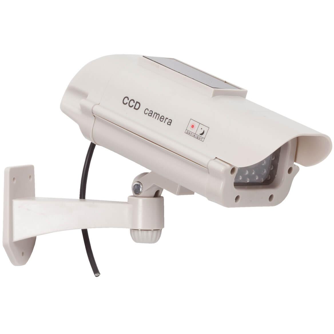 Mock Solar Security Camera