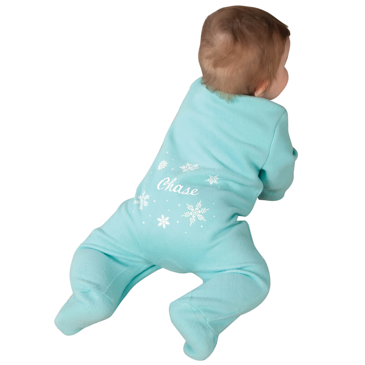 Personalized Snowflake Longjohns