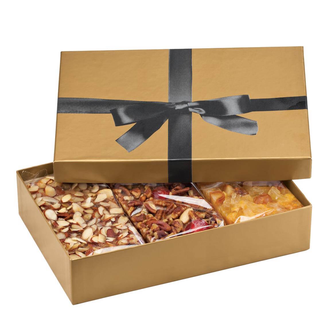 Fruit Cake Trio Gift Box
