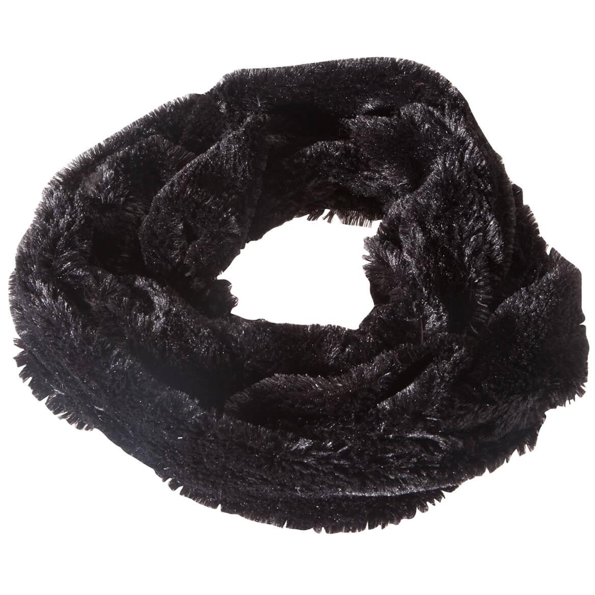 Faux Fur Infinity Scarf