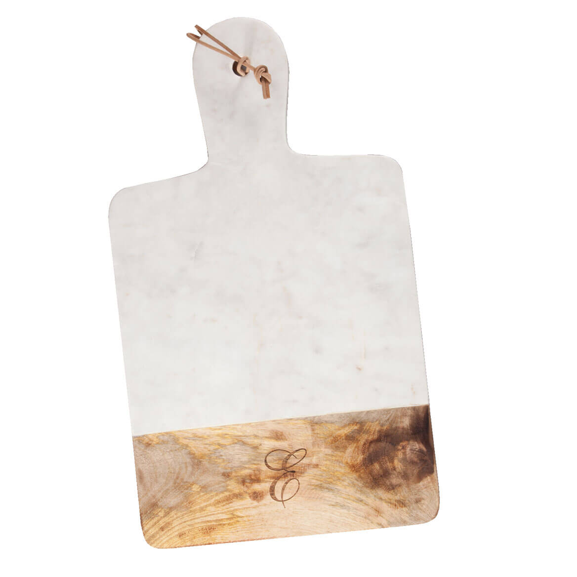 Personalized Marble and Wood Cutting Boards-357140