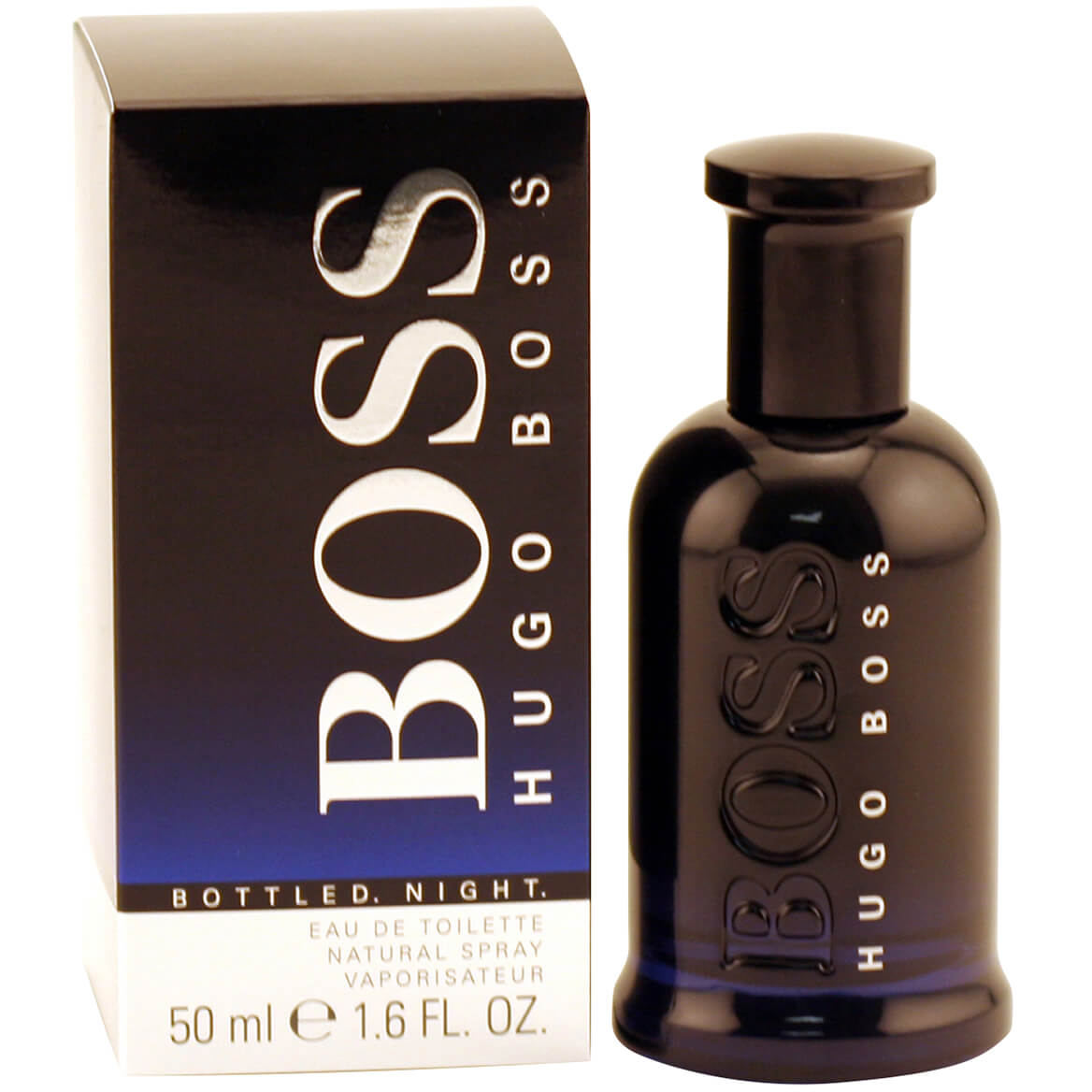 Hugo Boss Boss Bottled Night Men, EDT Spray-357271