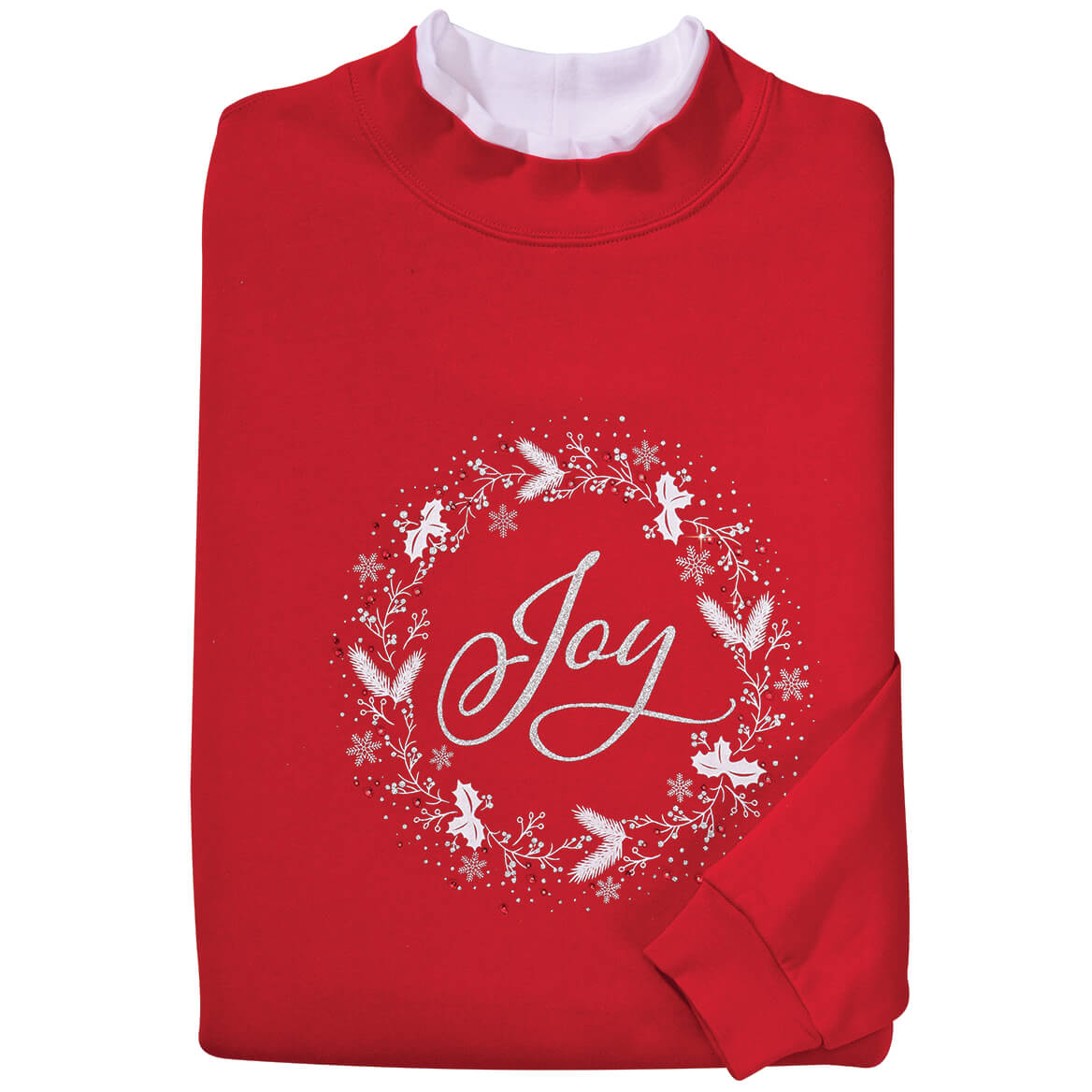 Shimmering Joy Sweatshirt