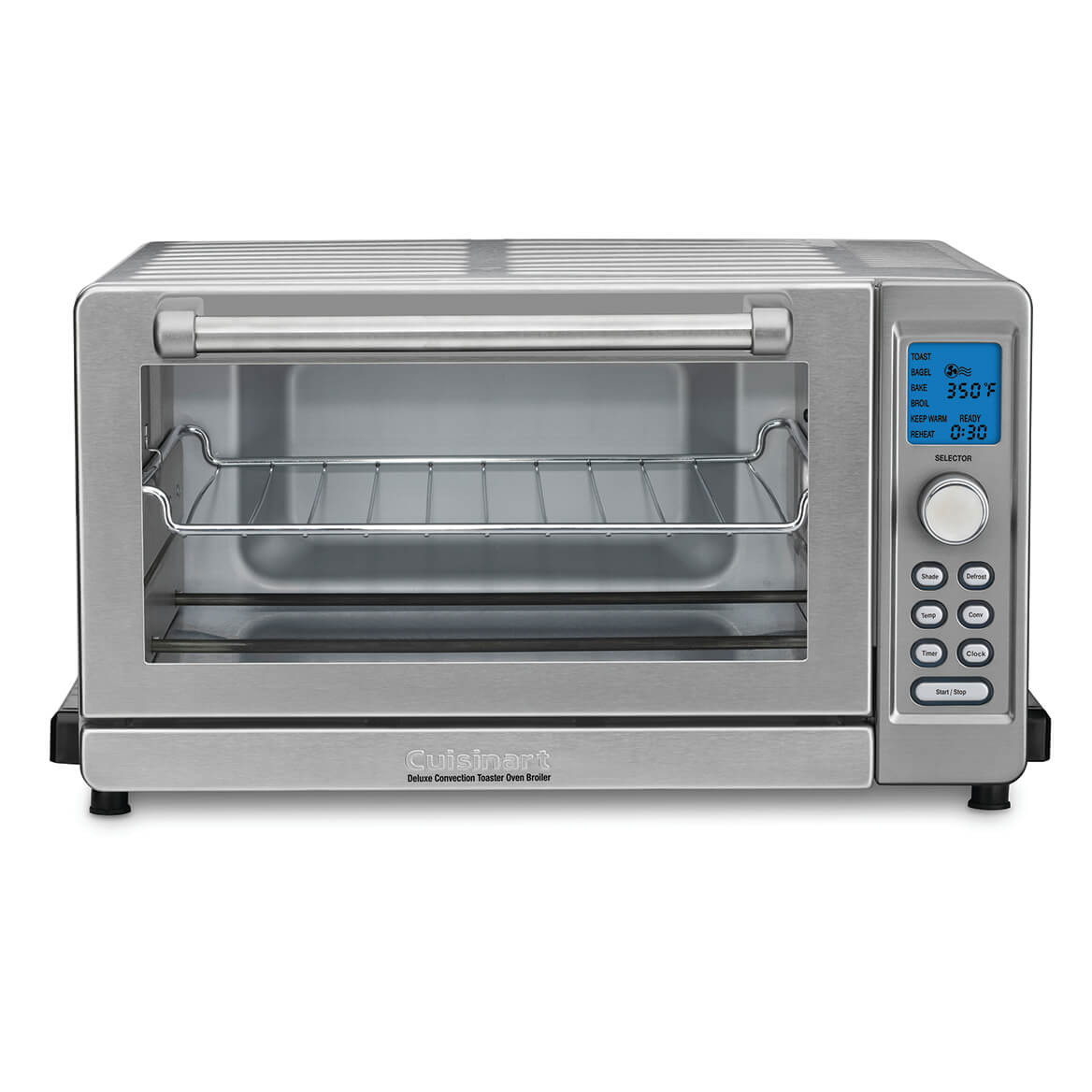 Cuisinart Deluxe Convection Toaster Oven Broiler-357383