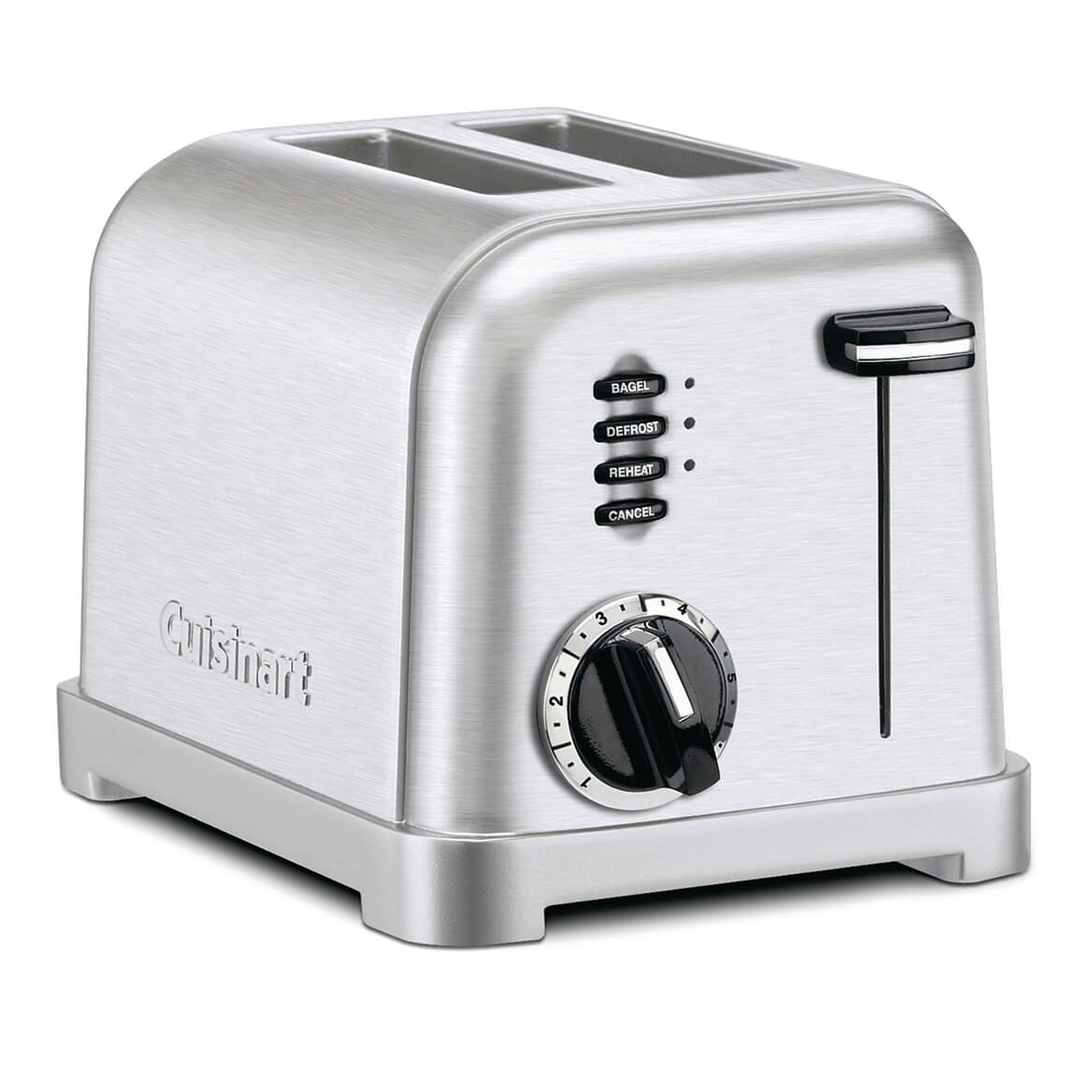 Cuisinart Metal Classic Two Slice Toaster