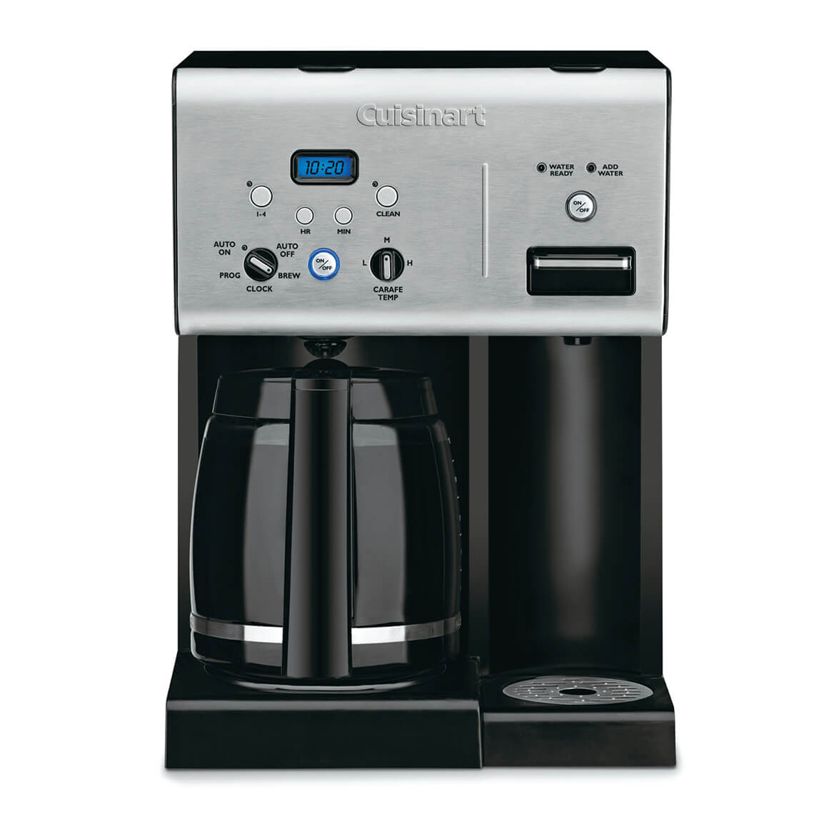 Cuisinart Coffee Plus™ 12 Cup Programmable Coffee Maker