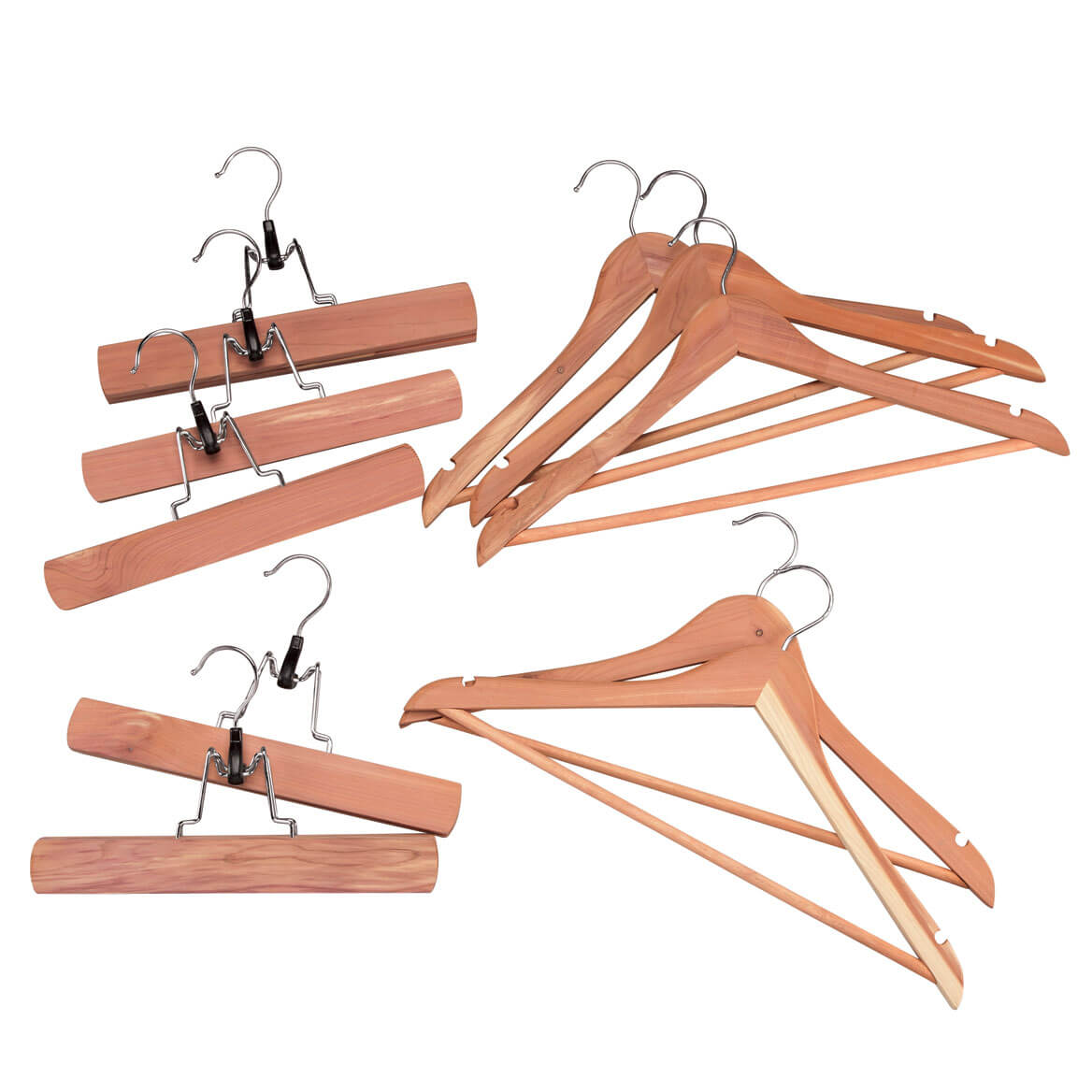Essential Cedar Hangers Starter Kit by OakRidge™