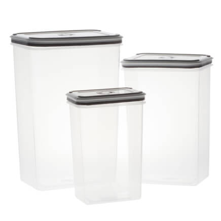 Tall Food Storage Container Set 357898 ...