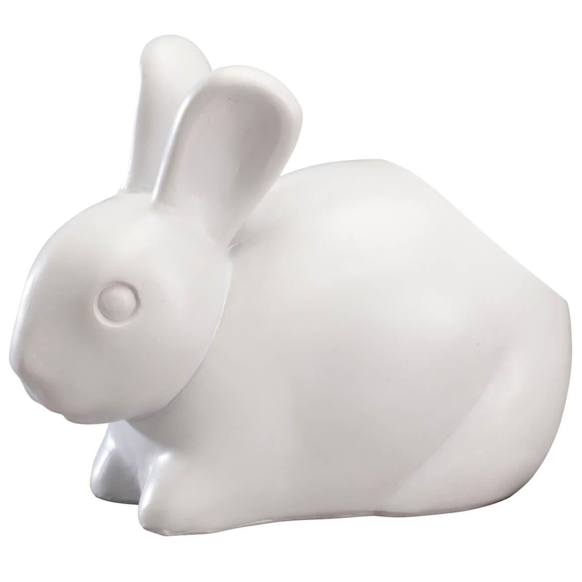 Bunny Cotton Ball Dispenser by OakRidge™