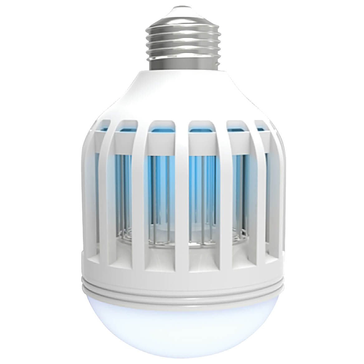 Mosquito Zapping Light Bulb
