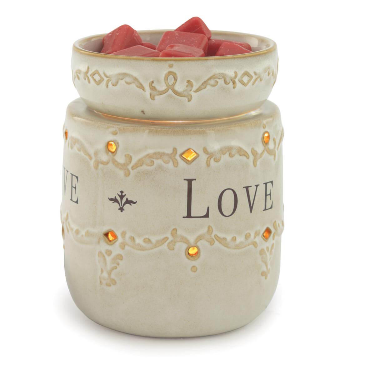 Live, Laugh, Love Illumination™ Fragrance Warmer