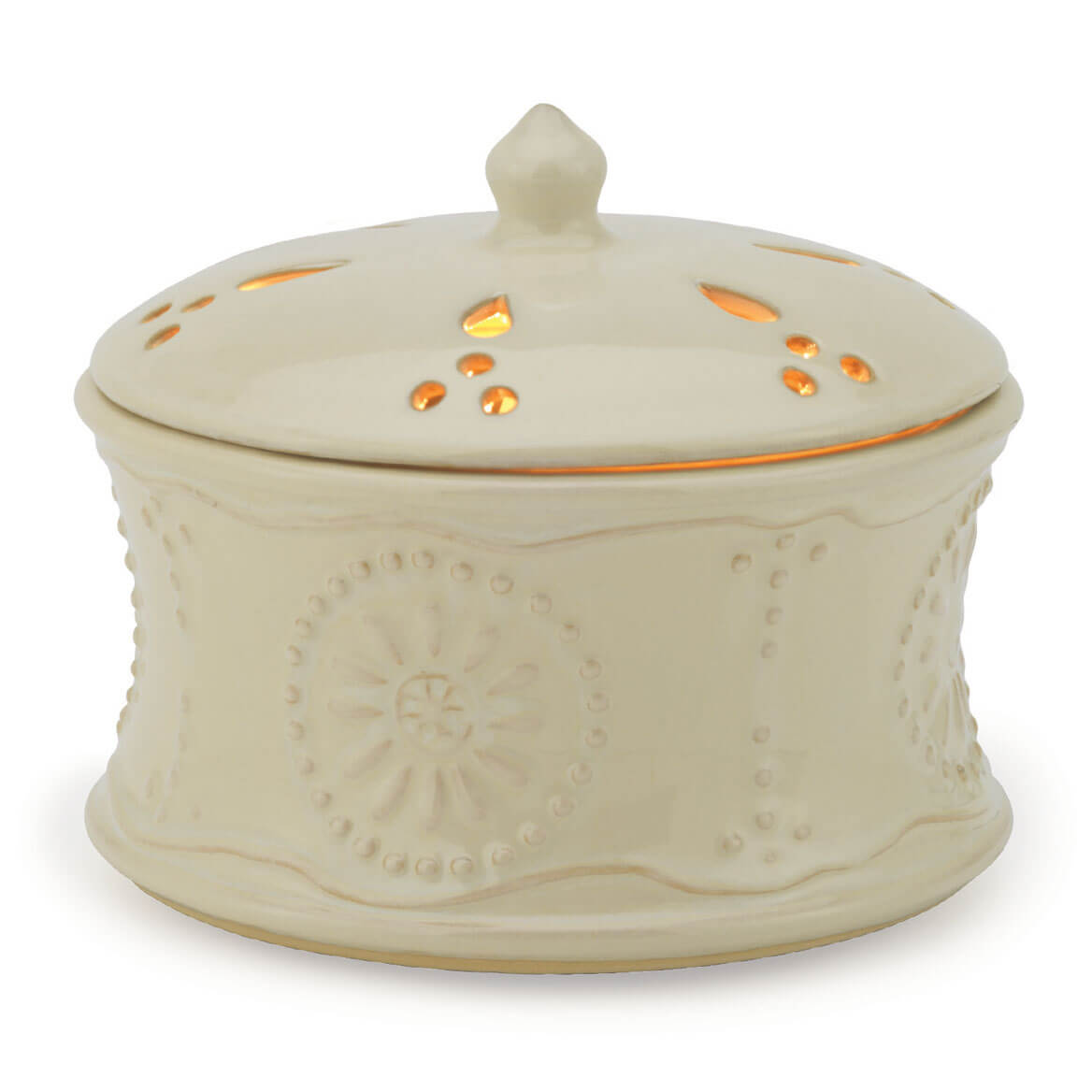 Tuscan Cream Candle Aire® Fan Fragrance Warmer