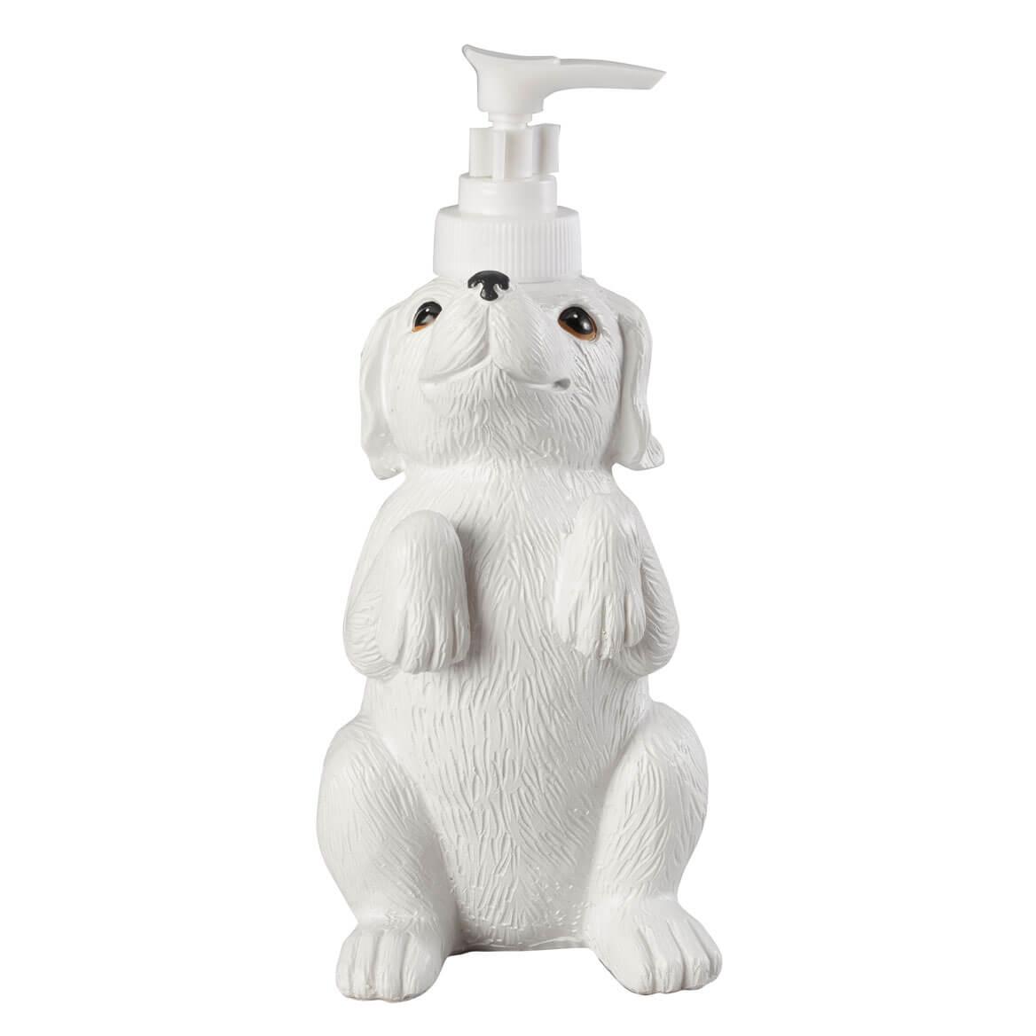 Playful Dog Soap Dispenser by OakRidge™