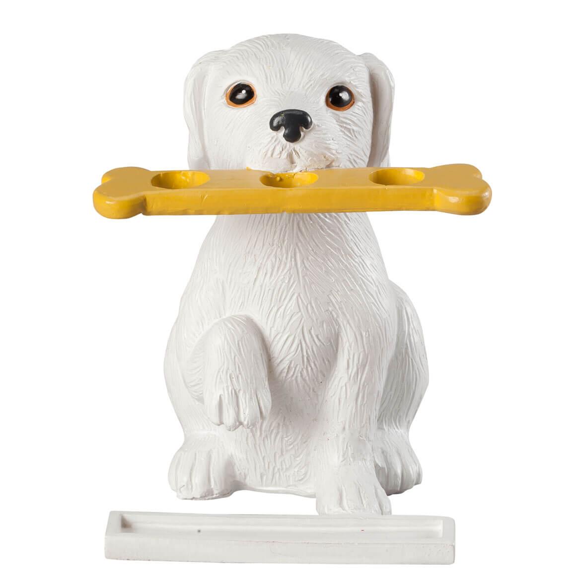 Playful Dog Toothbrush Holder by OakRidge™