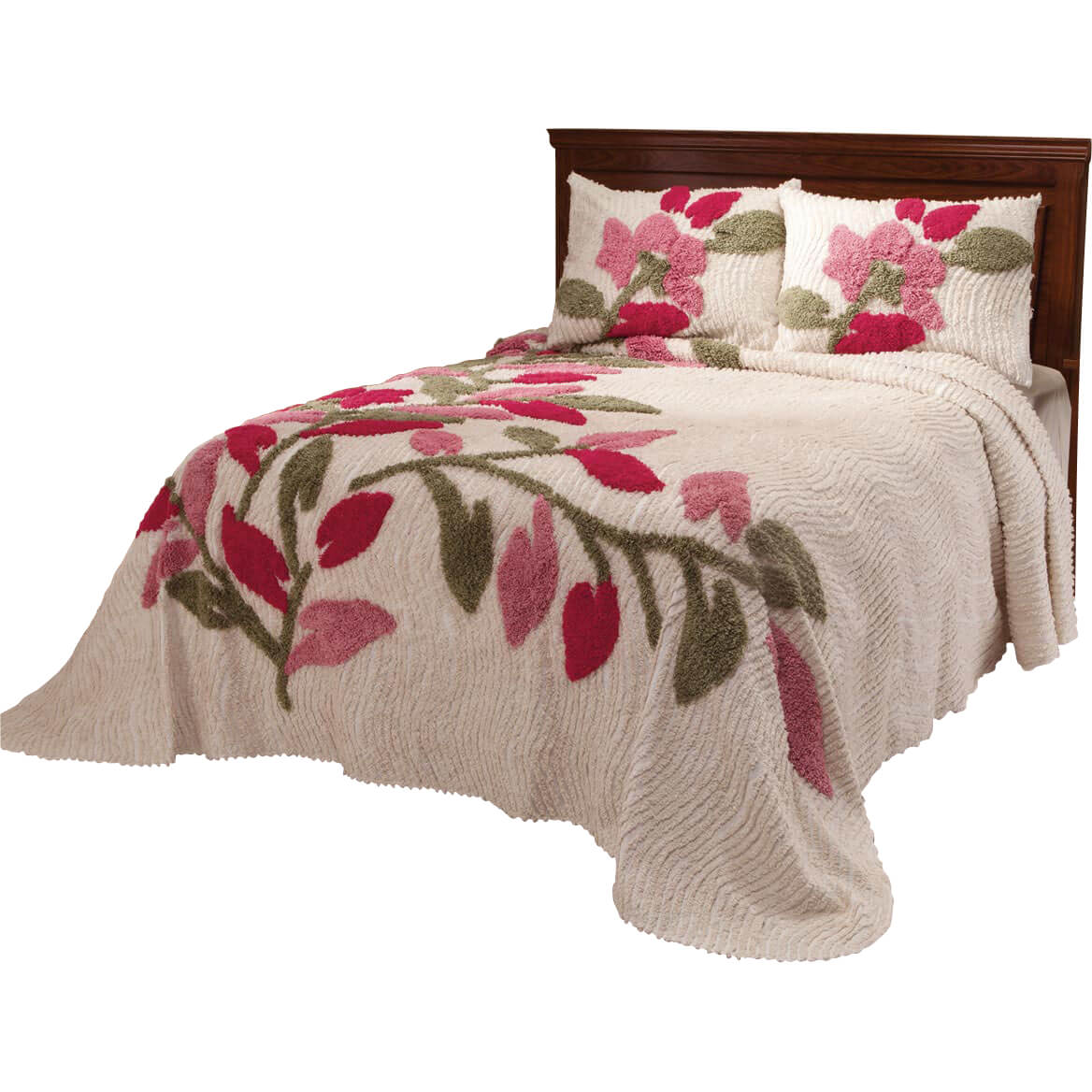 The Marilyn Chenille Bedspread by OakRidge™