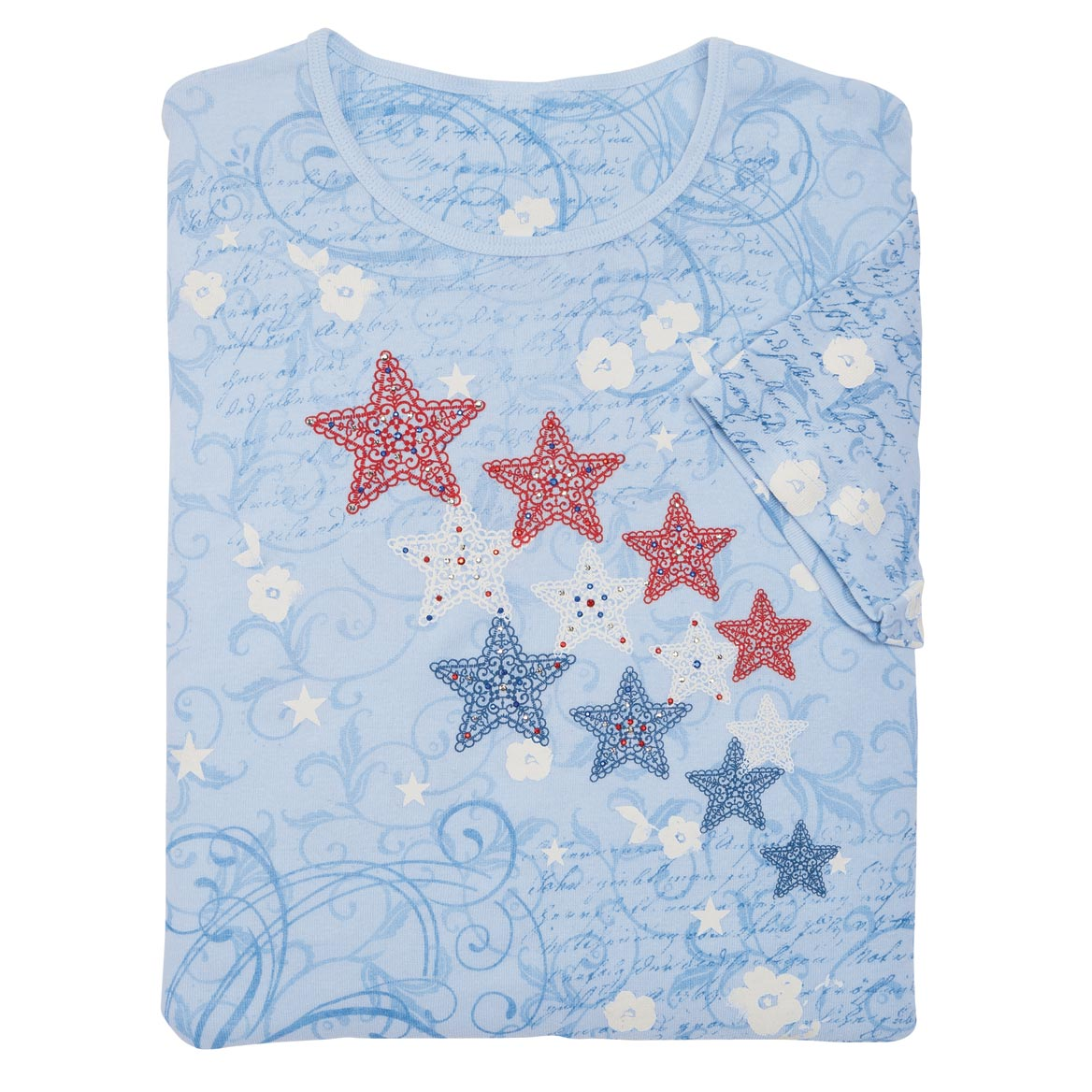 Star Slant T-Shirt