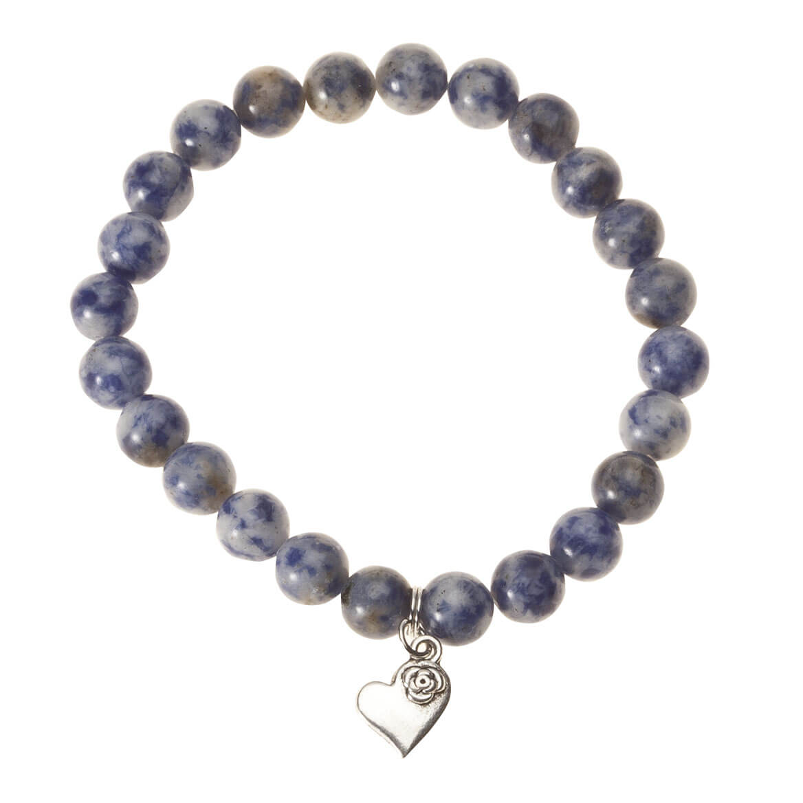 Weight Loss Bracelet with Heart Charm