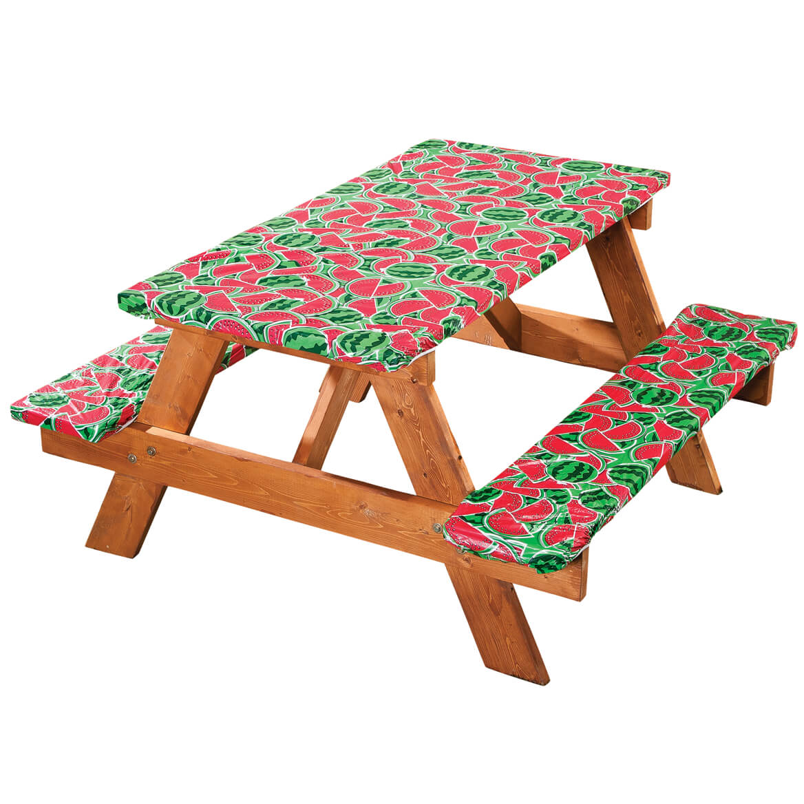 Watermelon Deluxe Picnic Table Cover