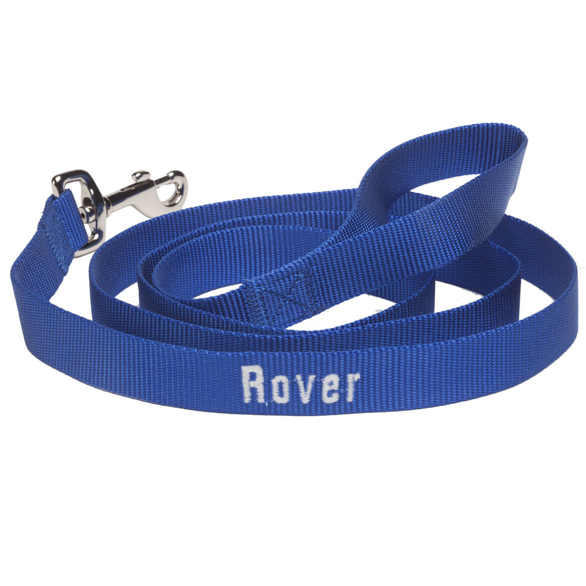 "Personalized 6' x 1"" Leash"