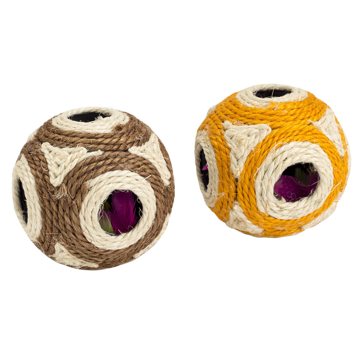 Hide and Seek Cat Toys, Set of 2-359079