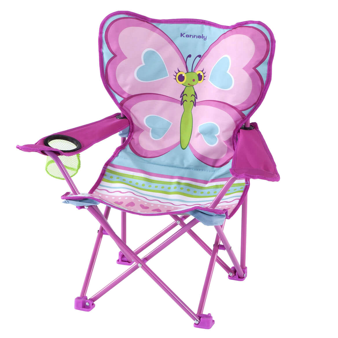 Melissa & Doug® Personalized Cutie Pie Butterfly Camp Chair