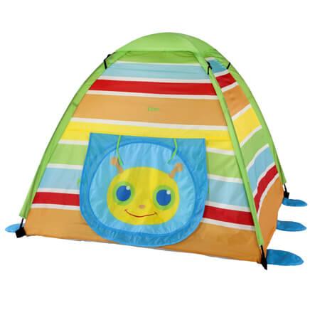 Melissa u0026 Doug® Personalized Giddy Buggy Tent-359150  sc 1 st  Miles Kimball & Melissa u0026 Doug Personalized Trixie Tent - Play Tent - Miles Kimball