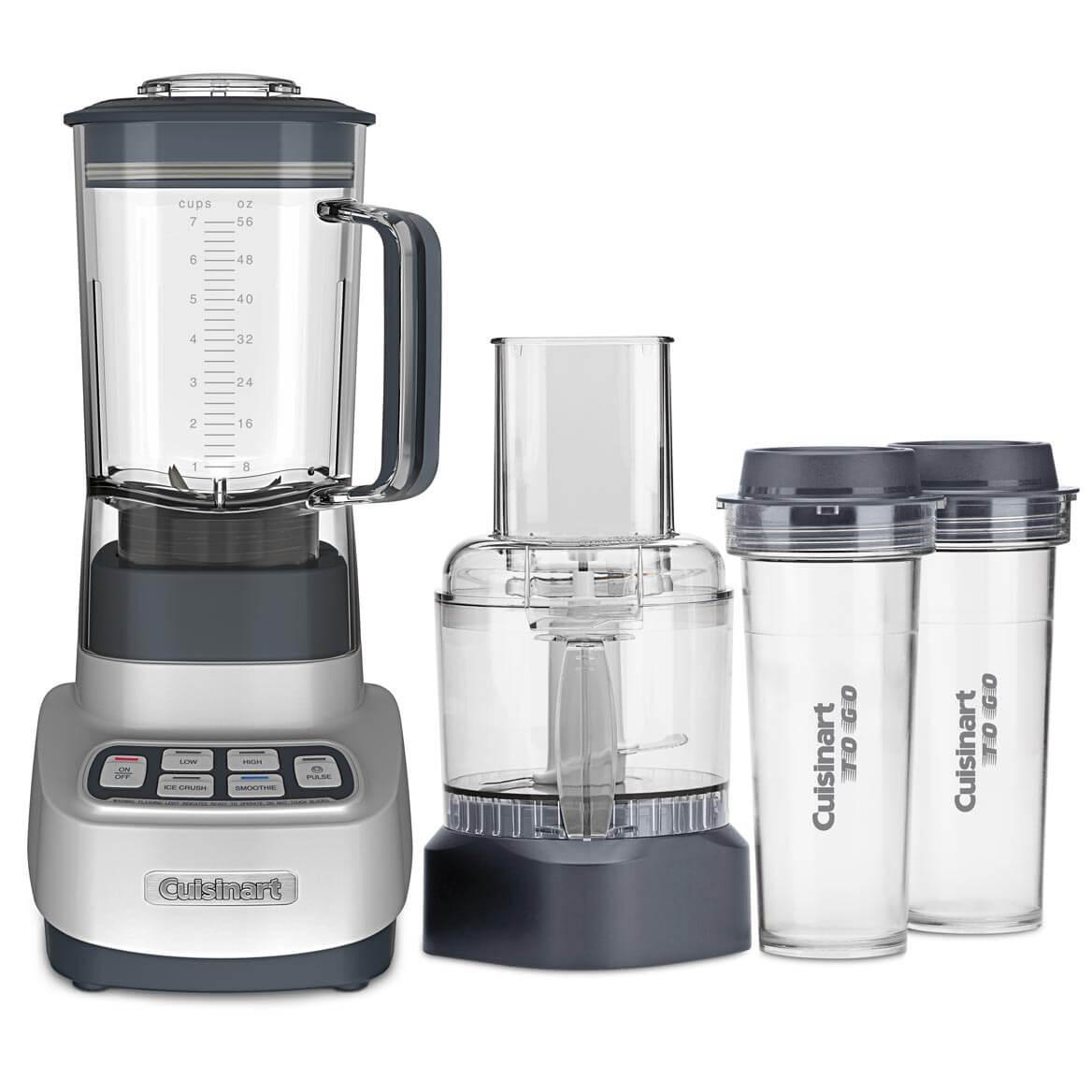 Cuisinart Velocity Ultra Trio Blender/Food Processor w Cups