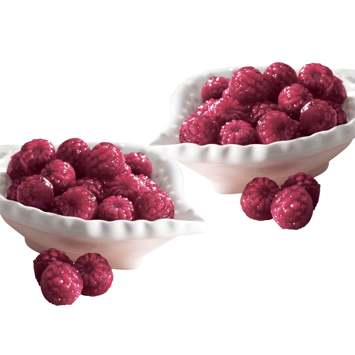 Filled Raspberry Candy, 14 oz., Set of 2-359365