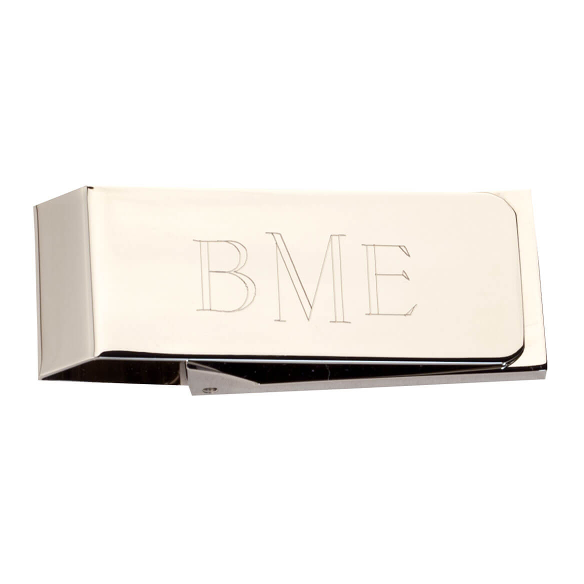 Personalized Spring Money Clip