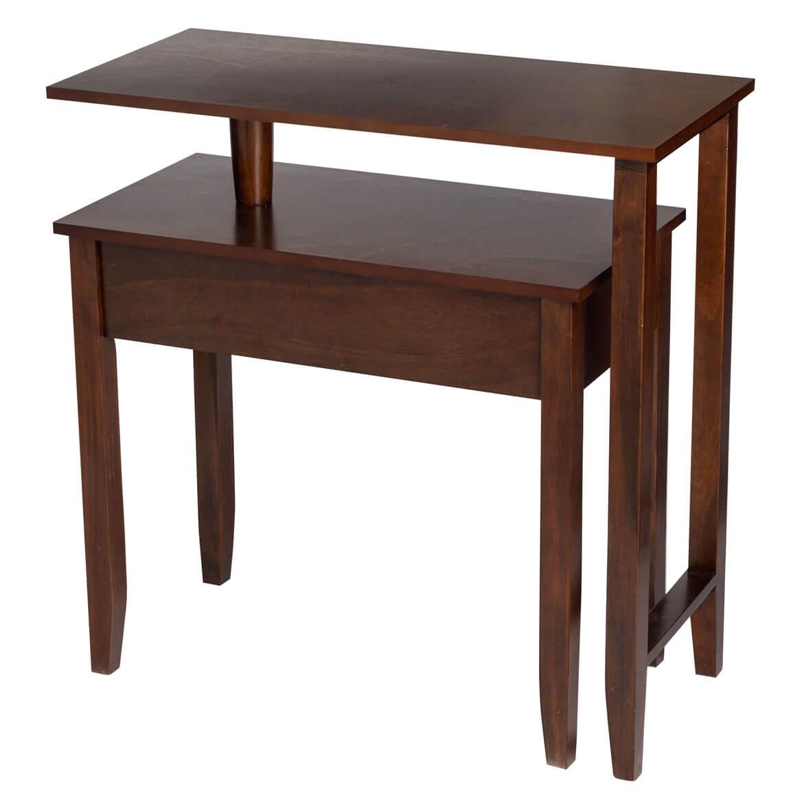 Two-Tier Swivel Table by OakRidge™           XL