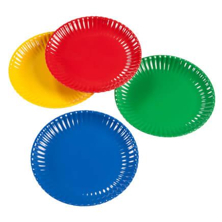 Plastic Paper Plate Holders - Paper Plate Holders - Miles Kimball