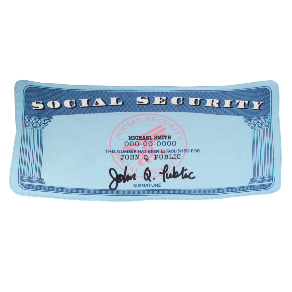 Personalized Social Security Blanket