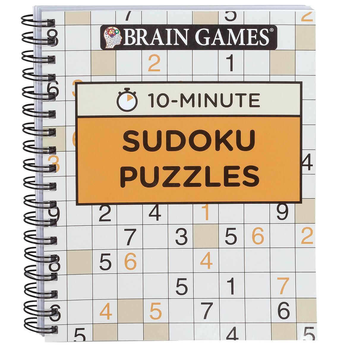 Brain Games® 10-Minute Sudoku Puzzles