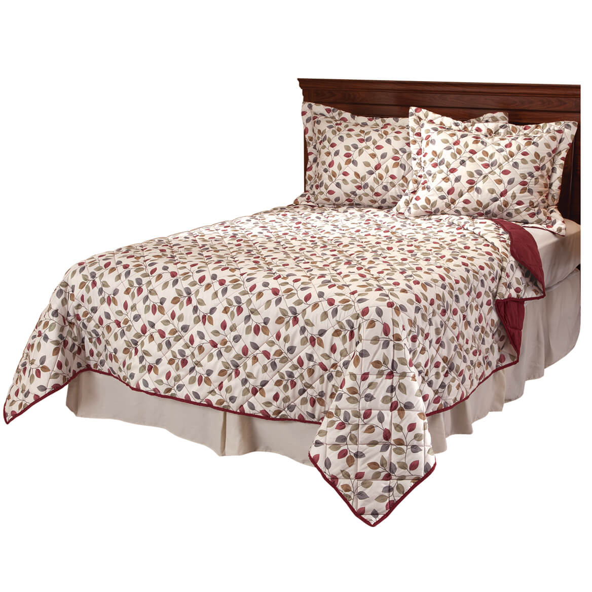 The Virginia Reversible Comforter by OakRidge™